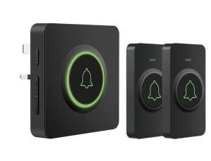 AVANTEK DB-21 Loud Wireless Doorbell