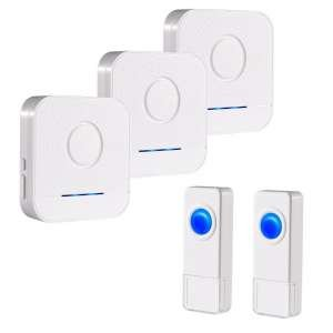 Bitiwend Wireless Doorbell Kit
