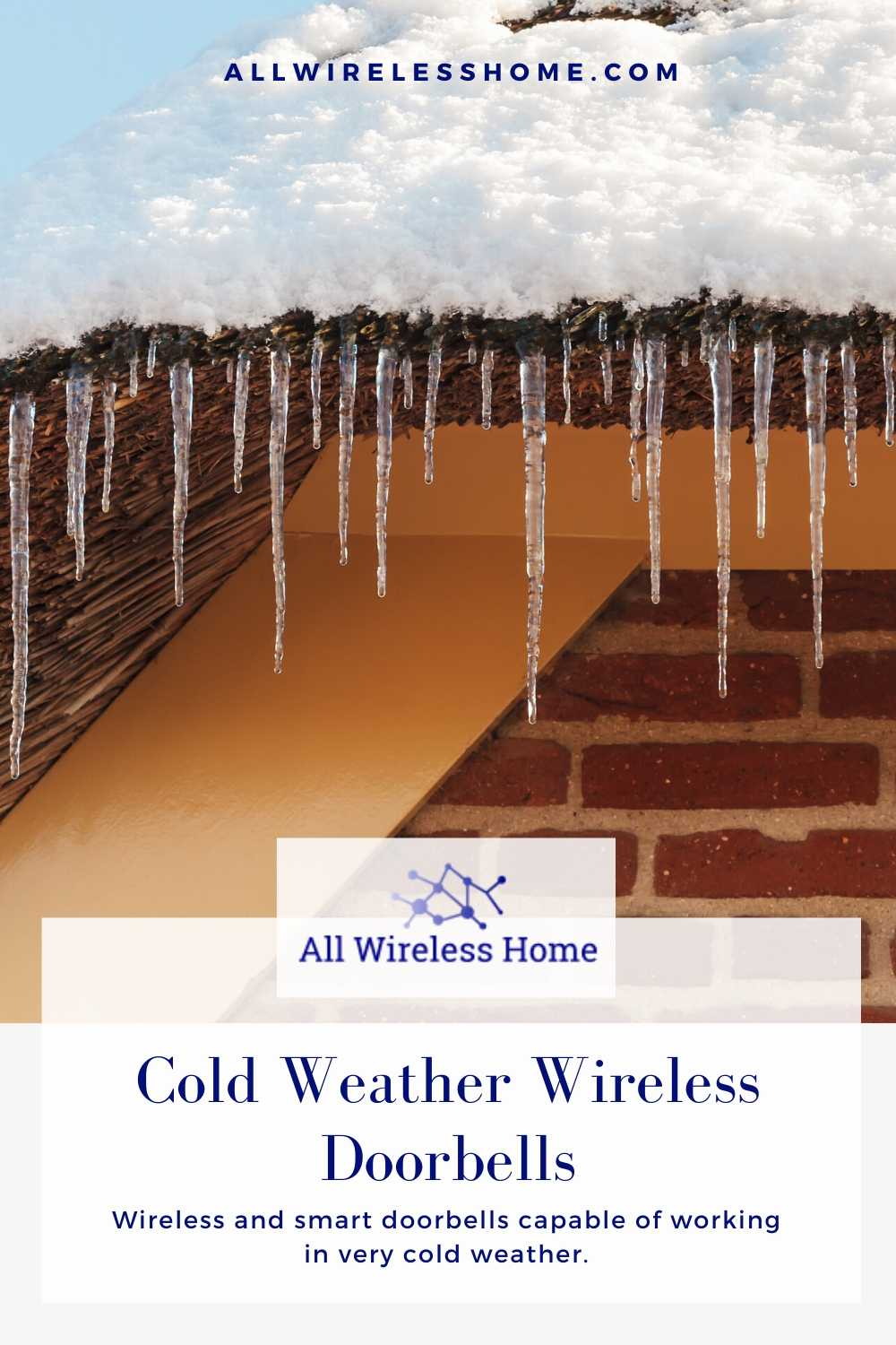 Cold Weather Wireless Doorbells