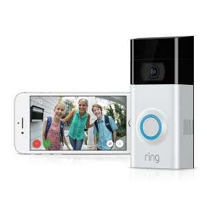 Ring Video Doorbell 2 WiFi Wireless Doorbell
