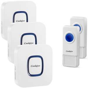 Coolqiya Wireless Doorbell