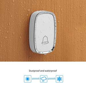 Govee Wireless Doorbell Review Weatherproof