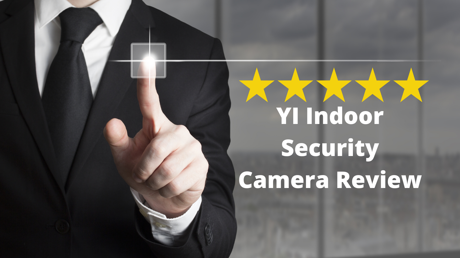 YI Indoor Security Camera Review